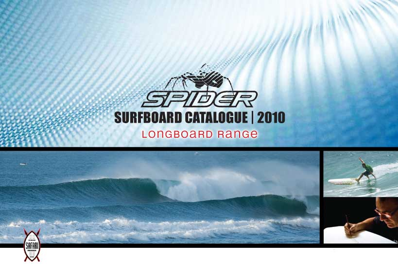 Spider Longboard Surfboards